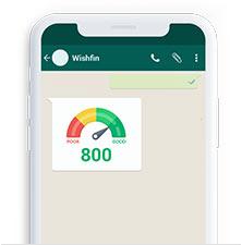 whatsapp cibil