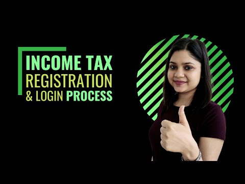 How to Register on Income Tax Portal? | Income Tax Registration and Login Process