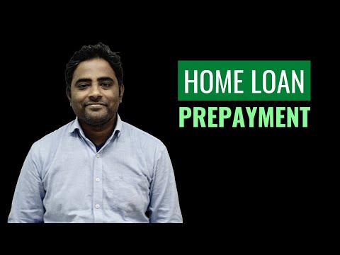 How to Make Prepayment of Home Loan | Check Details