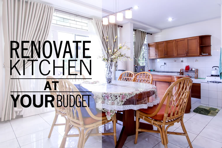 10 smart ideas to renovate kitchen at your budget wishfin