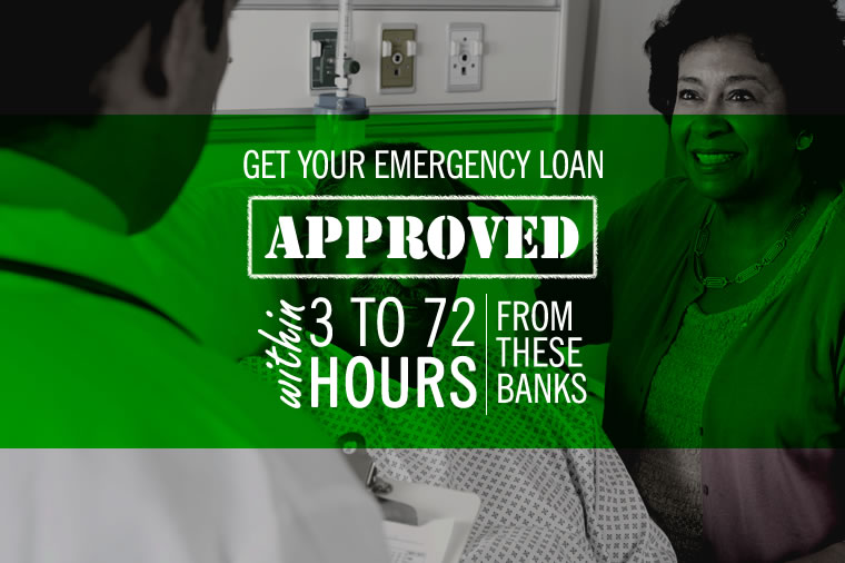 Get Your Emergency Loan Approved