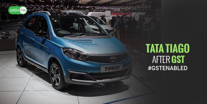 Tata Tiago At Lowest Emis After Gst Loan Rates Jan 2019 Price