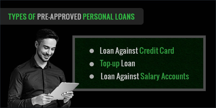Pre Approved Personal Loan Zero Documentation Offers Apply Online